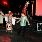 Luisa Marshall gets Ruben V. Nepales up and dancing during her Tina Turner Tribute. Get Inspired Filipino Excellence & Appreciation Night (Part 1) & On Spotlight Bernardo Bernardo - Simply the Best - The Luisa Marshall Show.