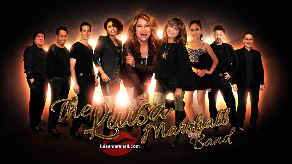 Luisa Marshall Band Promo 2015