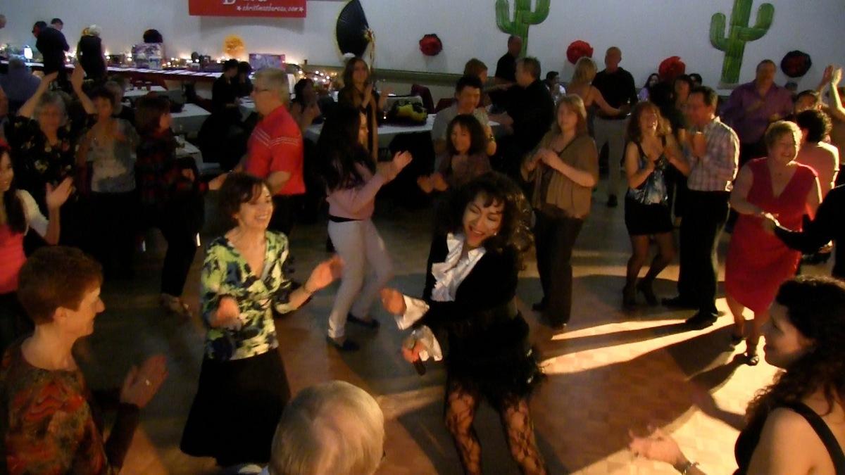 Viva Surrey 2013 - Luisa Marshall's Selena Tribute. Photo 2.