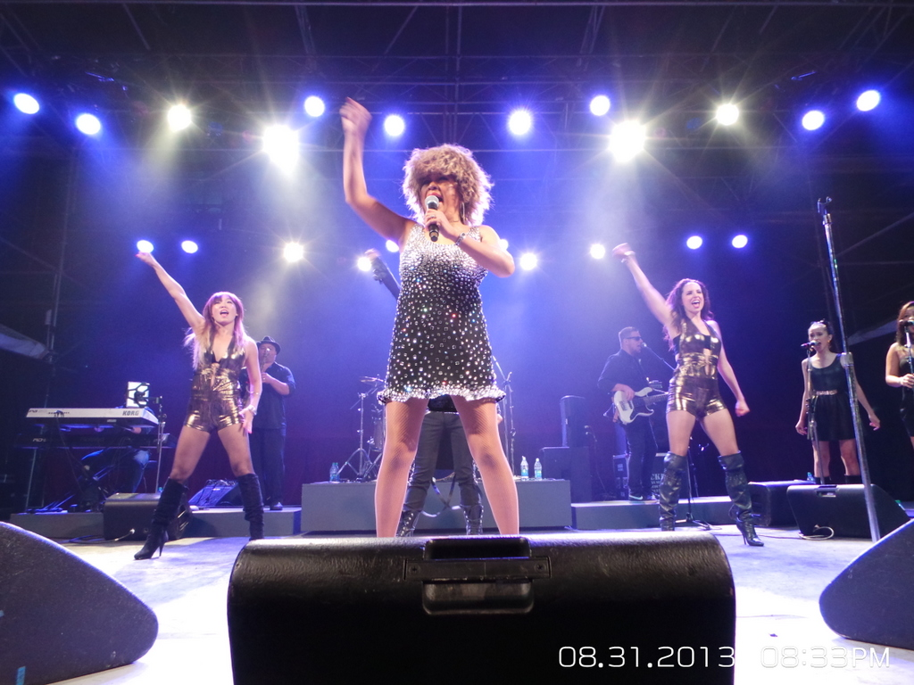 Qtrade Financial Group Christmas Party Luisa Marshall S Tina Turner Tribute Amp Luisa Marshall