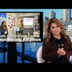 "Luisa Marshall, TV Host & Tina Turner Tribute Artist, in part 2 of ""Let's Talk."" Luisa in Empowering Filipinos."