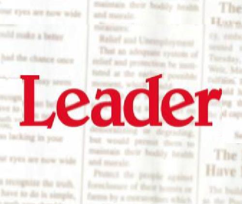 Surrey Leader - Twitter Logo 2013