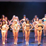 Swimsuit competition.