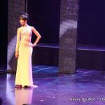Kara Duncan looking amazing in her gown.