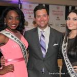 Bryan Mudryk with 2 beautiful Miss Washingtons.