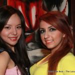 Anastasia Lin & Yasaman Madanikia at Secret Resto Lounge.