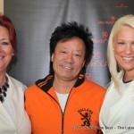 Lindsay Benard, Andy Chu & Kristy White.