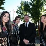 Maida Khayyal, Maria Ivancic, Matthew Paugh & Renee Chan.