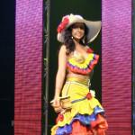Vivianna Sanchez's International Costume.