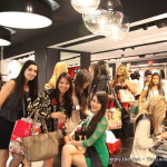 Miss World Canada 2013 delegates go crazy at Guess.