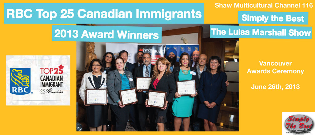 Featured - RBC Top 25 Canadian Immigrants Awards Ceremony-01