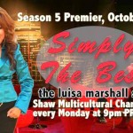 Season 5 Promo for Simply the Best - The Luisa Marshall Show