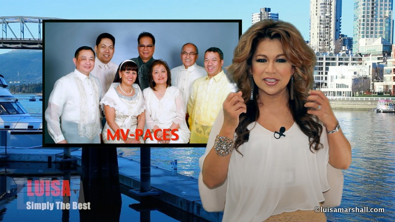Simply the Best TV Show - Luisa Marshall Show - First Filipino Community Centre in Vancouver. Season 5 Premier.