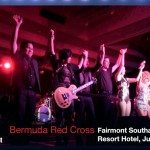 Simply the Best TV Show - Luisa Marshall Show - Luisa in Bermuda (Part 1). Band and Dancers.