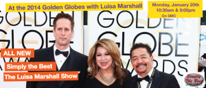 Featured- Golden Globes Luisa Marshall 2014