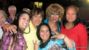 1-ESQUIMALT pics SHOUT OUT to Filipino Canadians IMG_5229 Luisa Marshall Tina Turner Tribute Impersonator Lookalike BC Tour 2014