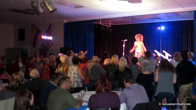 1-Langford May 23, 2014 Pics IMG_5769 Luisa Marshall Tina Turner Tribute Impersonator Lookalike BC Tour 2014