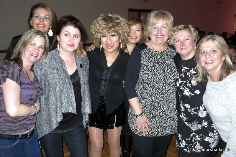 LANGFORD : VICTORIA pics IMG_5275 Luisa Marshall Tina Turner Tribute Impersonator Lookalike BC Tour 2014