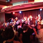 07-Luisa Marshall Band at Lulu's Lounge May 2014 Packed Dance Floor