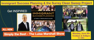 Featured- Immigrant Success & Clean Sweep