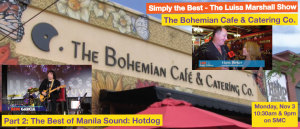 Featured- The Best of Manila Sound (Part 2) and the Bohemian Cafe & Catering Co