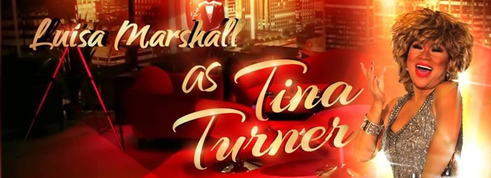 Luisa Marshall's Tina Turner Tribute 2015 Cover