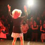 Rockin' the R.E.M. Lee Theatre!!
