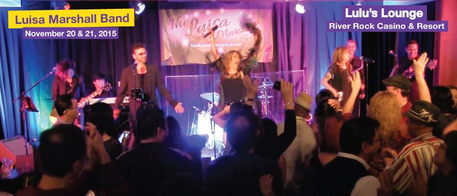 Luisa-Marshall-Band