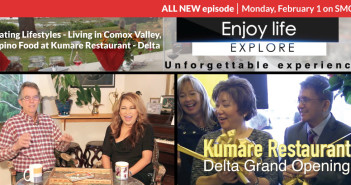 Creating Lifestyles – Living in Comox Valley, Filipino Food at Kumare Restaurant – Delta