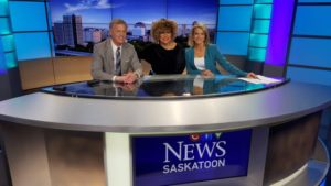 Luisa Marshall on CTV News Saskatoon (April 14, 2016)