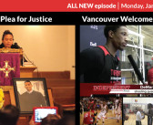 Mother's Plea for Justice, Vancouver Welcomes the RAPTORS