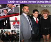 Surrey Mitsubishi Grand Opening – Luisa Marshall as Tina Turner