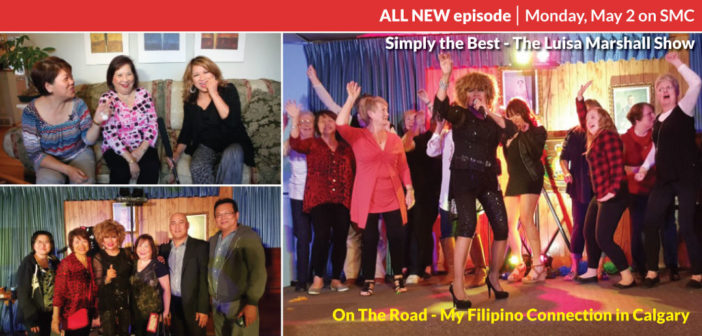 On The Road – My Filipino Connection in Calgary