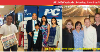 ON THE ROAD – My Filipino Connection in Manitoba