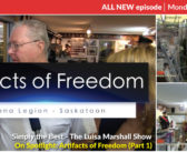 On Spotlight: Artifacts of Freedom (Part 1)