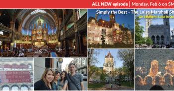 On Spotlight: Luisa in Quebec