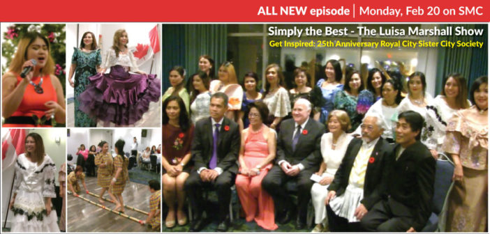 Get Inspired: 25th Anniversary Royal City Sister City Society