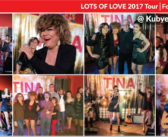 Luisa Marshall as Tina Turner @ Kubyertos Restaurant – Surrey, BC (February 11, 2017)