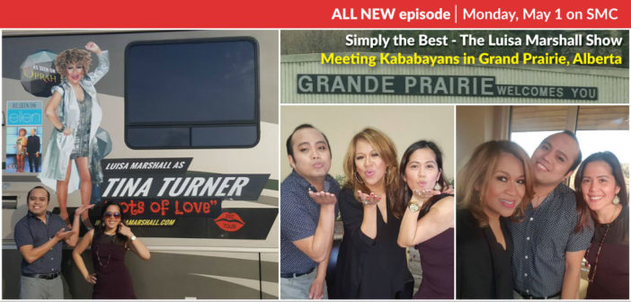 Meeting Kababayans in Grand Prairie, Alberta
